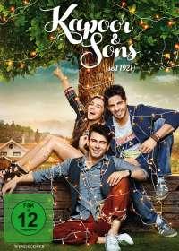 Shakun Batra: Kapoor & Sons, DVD