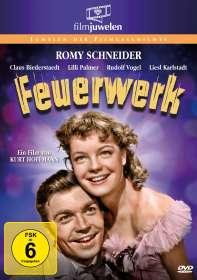 Kurt Hoffmann: Feuerwerk, DVD