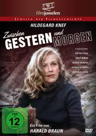 Harald Braun: Zwischen gestern und morgen, DVD