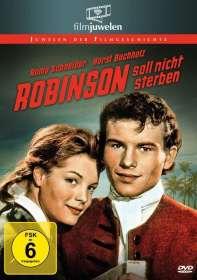 Josef von Baky: Robinson soll nicht sterben, DVD