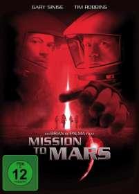 Brian de Palma: Mission to Mars (Blu-ray & DVD im Mediabook), BR