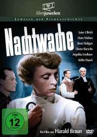 Harald Braun: Nachtwache (1949), DVD