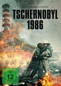 Danila Kozlovsky: Tschernobyl 1986, DVD