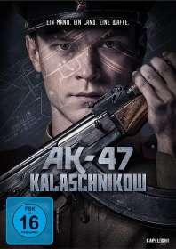 Konstantin Buslov: AK-47 - Kalaschnikow, DVD