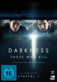 Carsten Myllerup: Darkness - Those Who Kill Staffel 1, DVD