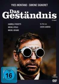 Constantin Costa-Gavras: Das Geständnis, DVD