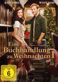 Mike Rohl: Eine Buchhandlung zu Weihnachten 1, DVD
