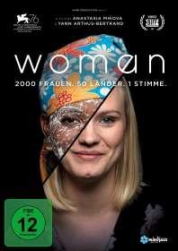 Anastasia Mikova: Woman (OmU), DVD