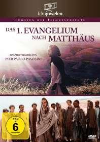 Pier Paolo Pasolini: Das 1. Evangelium nach Matthäus (1964), DVD