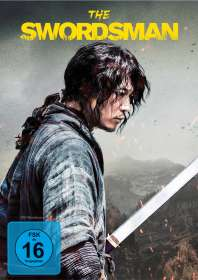 Choi Jae-hoon: The Swordsman, DVD