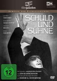 Lew Kulidshanow: Schuld und Sühne (1970), DVD