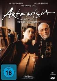 Agnes Merlet: Artemisia - Schule der Sinnlichkeit, DVD