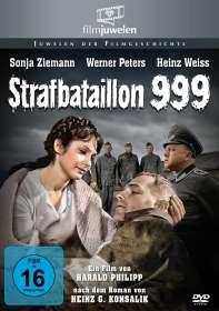 Harald Philipp: Strafbataillon 999, DVD