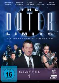 Mario Azzopardi: Outer Limits - Die unbekannte Dimension Staffel 1, DVD