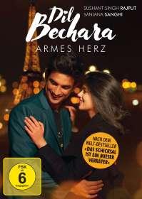 Mukesh Chhabra: Armes Herz, DVD