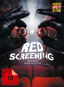 Maximiliano Contenti: Red Screening (Blu-ray & DVD im Mediabook), BR