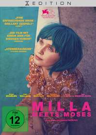 Shannon Murphy: Milla meets Moses, DVD