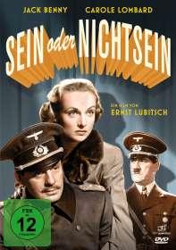Ernst Lubitsch: Sein oder Nichtsein (1942), DVD