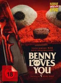 Karl Holt: Benny Loves You (Blu-ray & DVD im Mediabook), BR