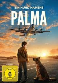 Aleksandr Domogarow: Ein Hund namens Palma, DVD