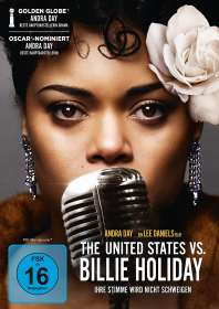 Lee Daniels: The United States vs. Billie Holiday, DVD