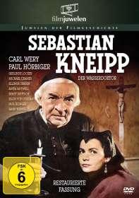 Wolfgang Liebeneiner: Sebastian Kneipp - Der Wasserdoktor, DVD