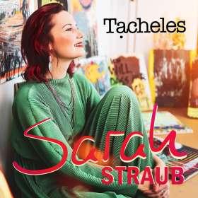 Sarah Straub: Tacheles, CD