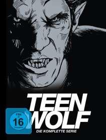 Tim Andrew: Teen Wolf Staffel 1-6 (Komplette Serie), DVD