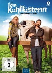 Ulli Baumann: Die Kuhflüsterin Staffel 1, DVD
