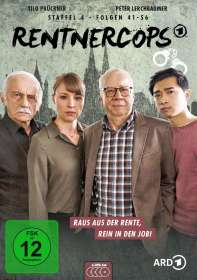 Dennis Satin: Rentnercops Staffel 4, DVD