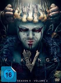 Vikings Season 5 Box 2, DVD