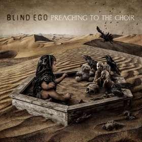 Blind Ego: Preaching To The Choir, CD