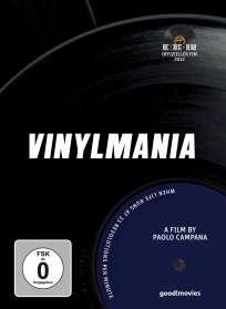 Paolo Campana: Vinylmania, DVD
