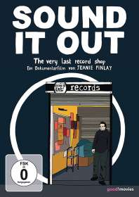 Jeanie Finlay: Sound It Out - The Very Last Record Shop (OmU), DVD