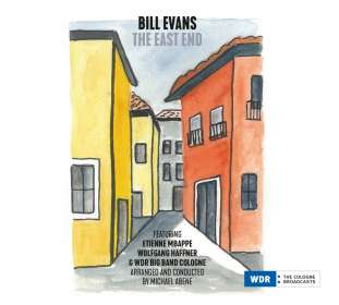Bill Evans (Sax) (geb. 1958): The East End, CD