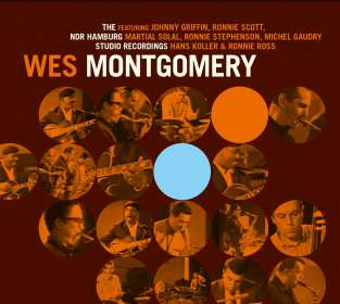 Wes Montgomery (1925-1968): The NDR Hamburg Studio Recordings, CD