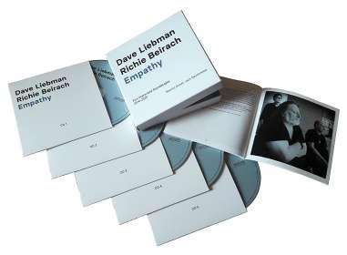Dave Liebman & Richie Beirach: Empathy, CD