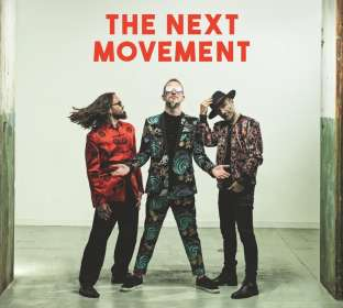 The Next Movement: The Next Movement, CD
