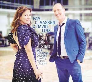 Fay Claassen & David Linx: And Still We Sing, CD