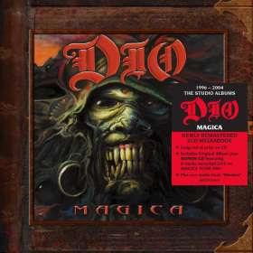 Dio: Magica (Deluxe Edition 2019 Remaster), CD
