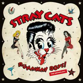 Stray Cats: Runaway Boys - The Anthology, CD