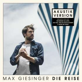 Max Giesinger: Die Reise (Akustik Version), CD