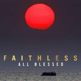 Faithless: All Blessed, CD