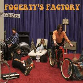 John Fogerty: Fogerty's Factory (Limited Edition), LP