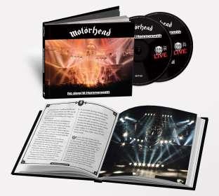 Motörhead: No Sleep 'Til Hammersmith (40th Anniversary Deluxe Edition), CD