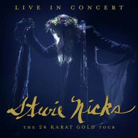 Stevie Nicks: Live In Concert: The 24 Karat Gold Tour, CD