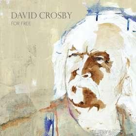 David Crosby: For Free, CD