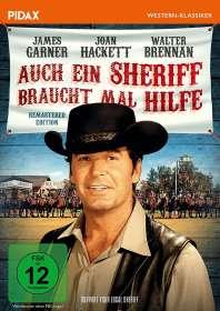 Burt Kennedy: Auch ein Sheriff braucht mal Hilfe, DVD