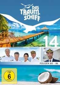 Torsten Wacker: Das Traumschiff Box 14, DVD