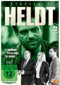 Stefan Bühling: Heldt Staffel 7, DVD